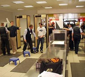 Airport Security - Technology VS Terrorism
