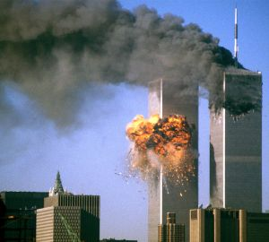 Effets de 9,11 sur le World Trade Center