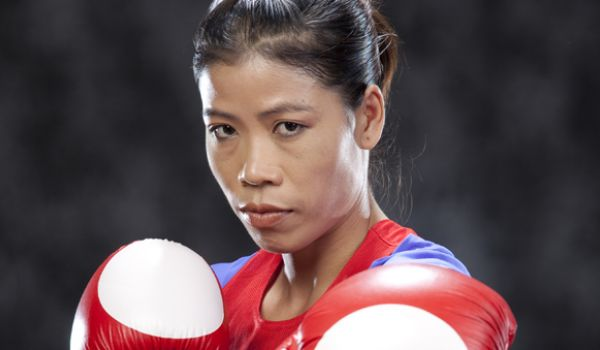 MC.Mary Kom