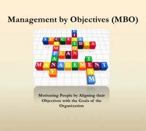 Management By Objectives (MBO)
