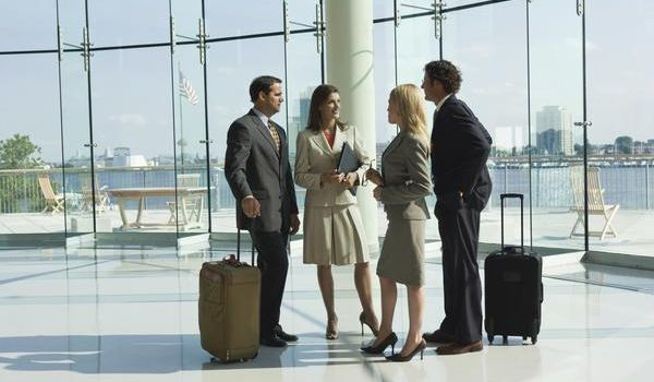 Role play -- A Business Traveller