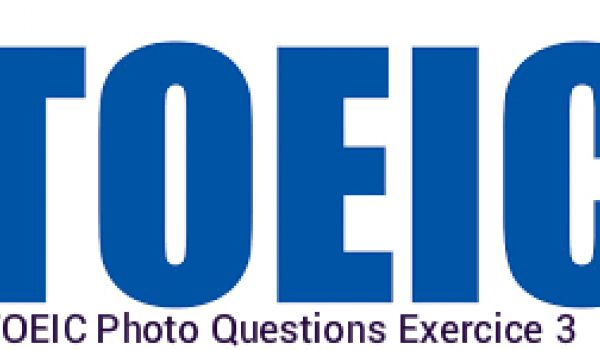 TOEIC Photo Questions 3