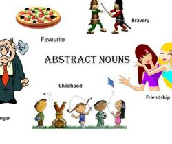Articles With Abstract Nouns