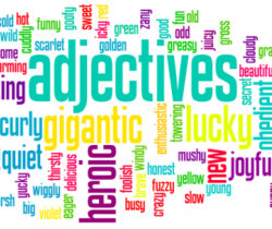 Advanced Adjectives: personality, feeling and description