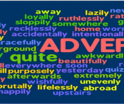 Adverbial phrases of degree, extent, probability