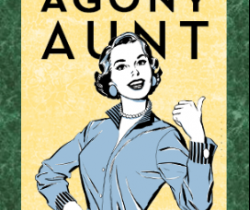 Agony Aunt (Giving advice.)