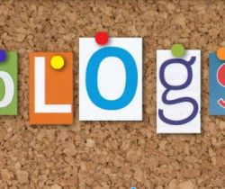 Blogs published by high-school students or teachers.
