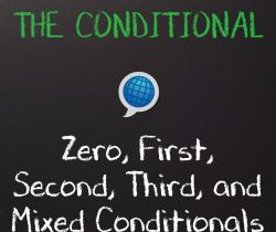 Conditionals, 2nd and 3rd