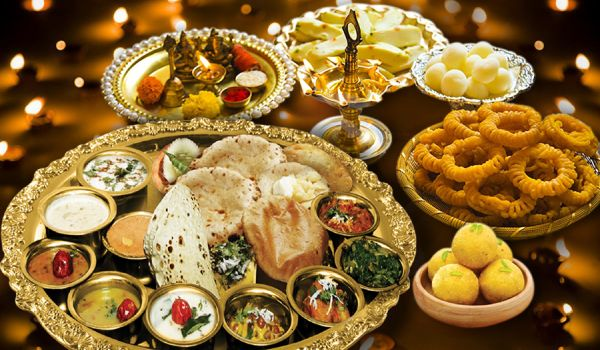 Diwali-Food that is prepared during Diwali