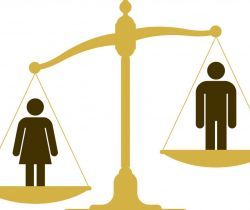 Economic disparity between men and women