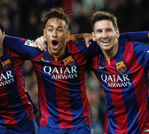 Barcelona Clinches 23rd La Liga title