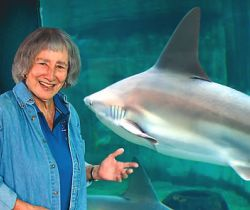 Eugenie Clark - The Shark lady