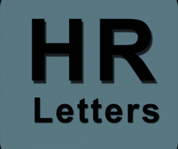 Human Resource Letters - 4