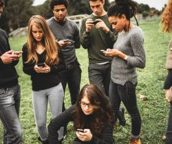 Is social media creating introverts/promoting antisocial behavior?