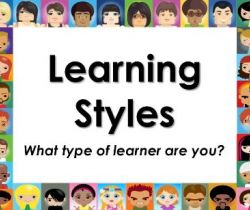 Learning Modalities (A look at various learning styles used e.g. Visual, Musical, Auditory, Kinesthetic, interpersonal, verbal, logical, and intrapersonal)