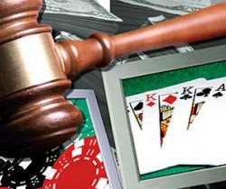 The legality of Gambling