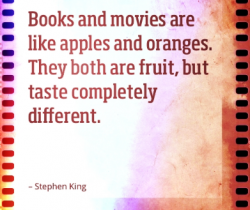 Movies and Literature