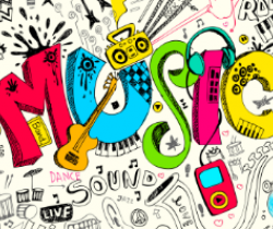 Musical Journey (Types of music)