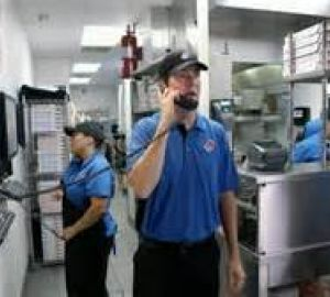 Ordering Pizza On The Phone
