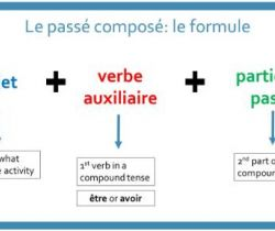 Compound past tense (Revision)