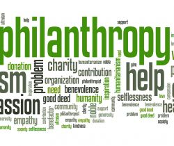 Philanthropy in business