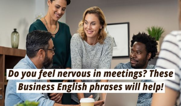 Wendungen für Business English