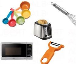 Kitchen appliances (The present tense of verbs from the 3rd group: Part 1)