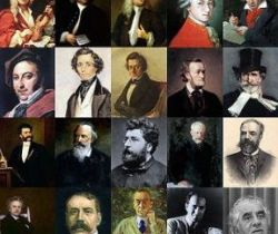 The legends of classical music