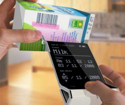 Scan the food (Terms used while shopping for food).
