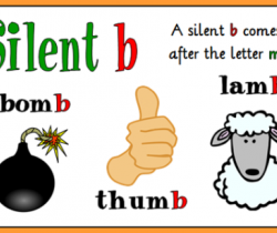 Silence please! (Silent Letters)