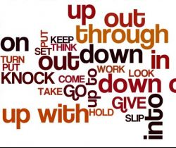 Some More Phrasal Verbs - Exercises
