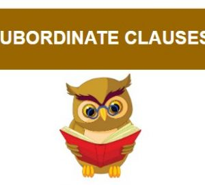 Clausole subordinate