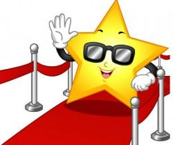 I'm a superstar (Talk about what you would do if you became a movie star for a day)