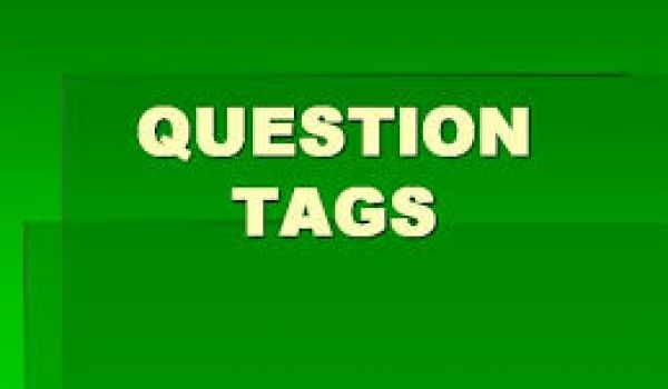 Question Tag