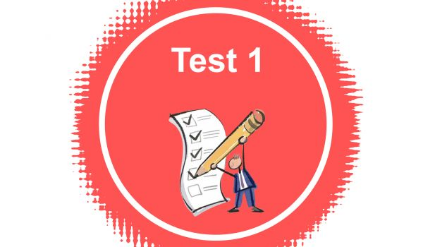 English Evaluation Test 1