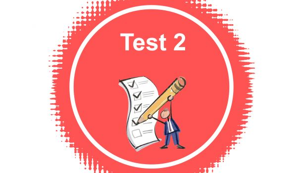 CECR Evaluation Test 2