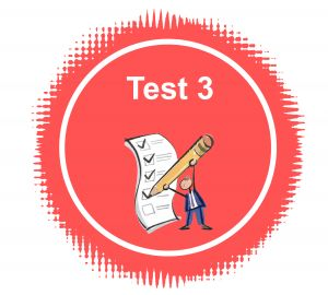 CECR Evaluation Test 3
