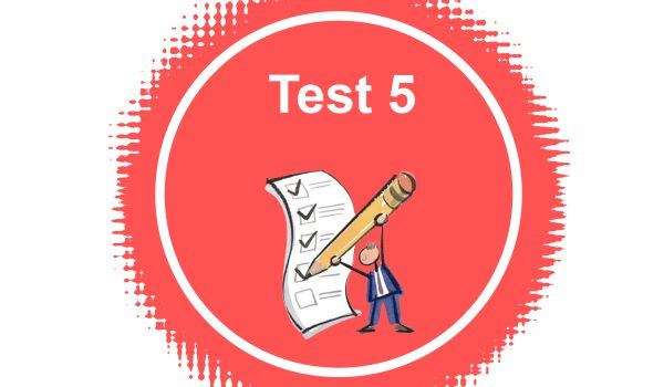 CECR Evaluation Test 5