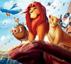 Le Roi Lion, un grand film d'animation
