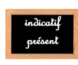 The present indicative