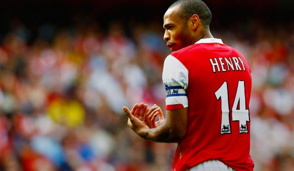 Thierry Henry ends his career