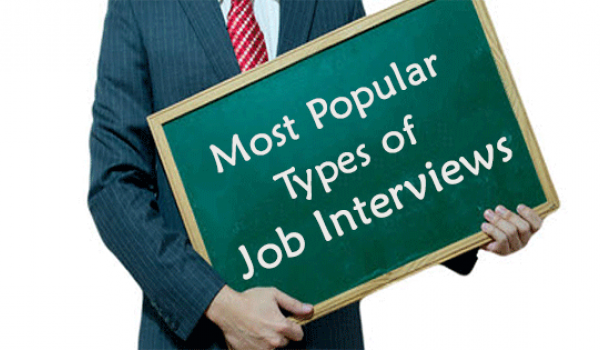 Job Interview Types & Styles