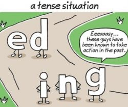 Using Narrative Tenses For Anecdotes (Past Experiences)