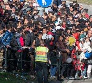 The immigration crisis in Europe
