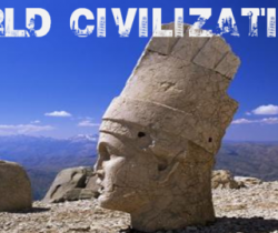 World Civilizations (Exercises on words)