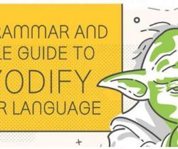 Yodify your English